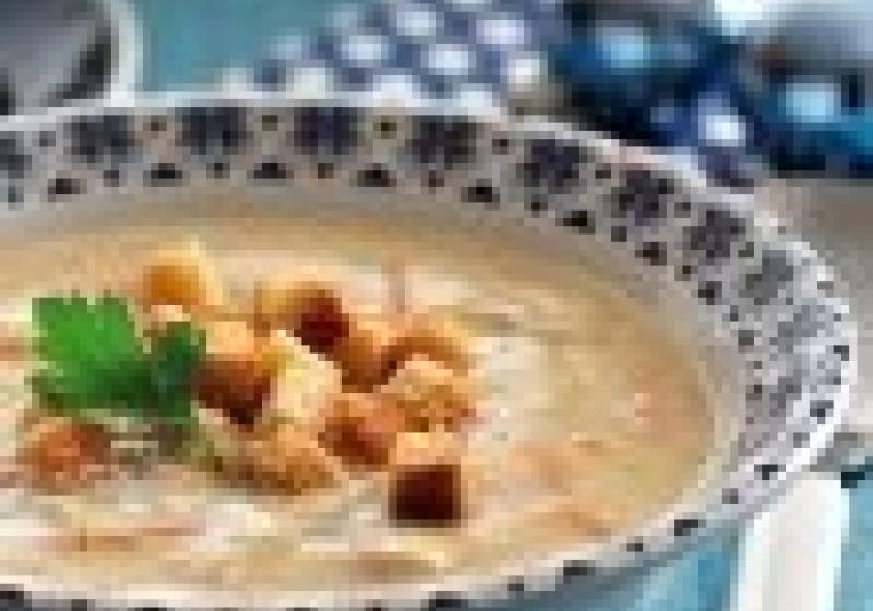 5× rybí polévka