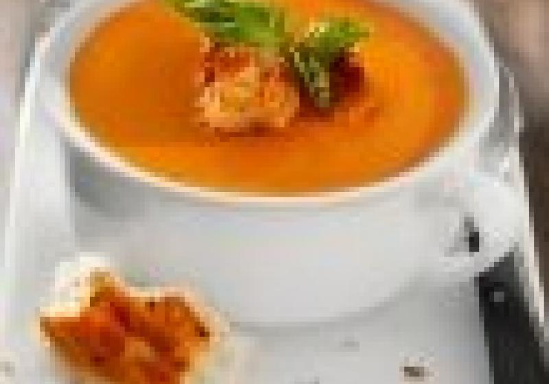 5× zeleninová polévka