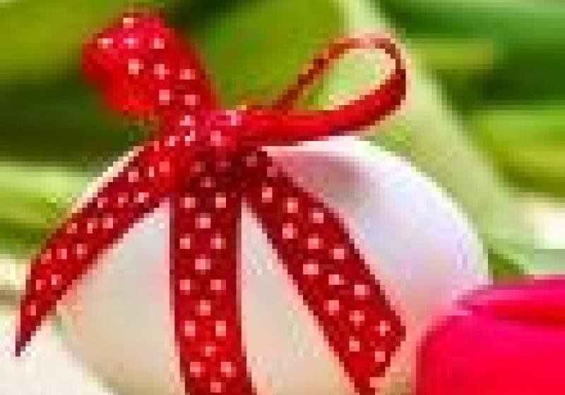 Obarvěte vejce přírodními barvami