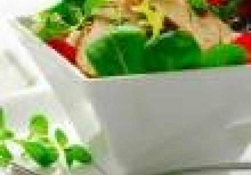 4× jarní salát k večeři