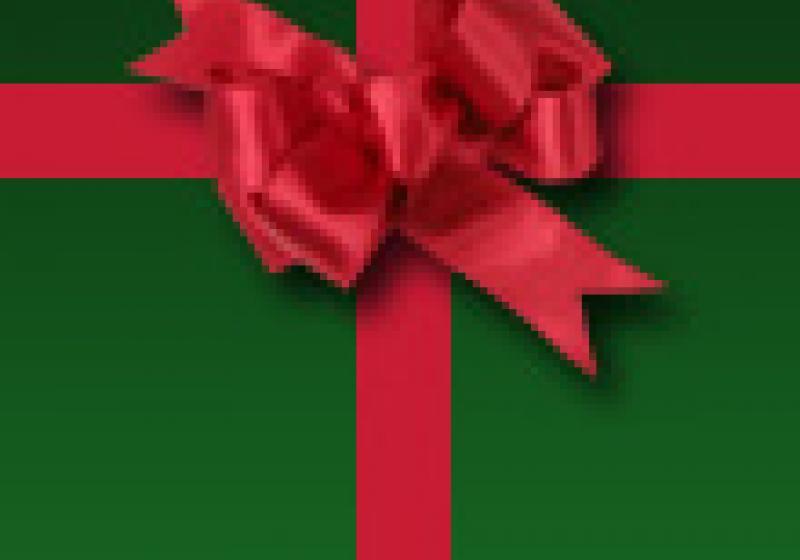 Klub Apetit rozdává dárky a přeje šťastné a veselé