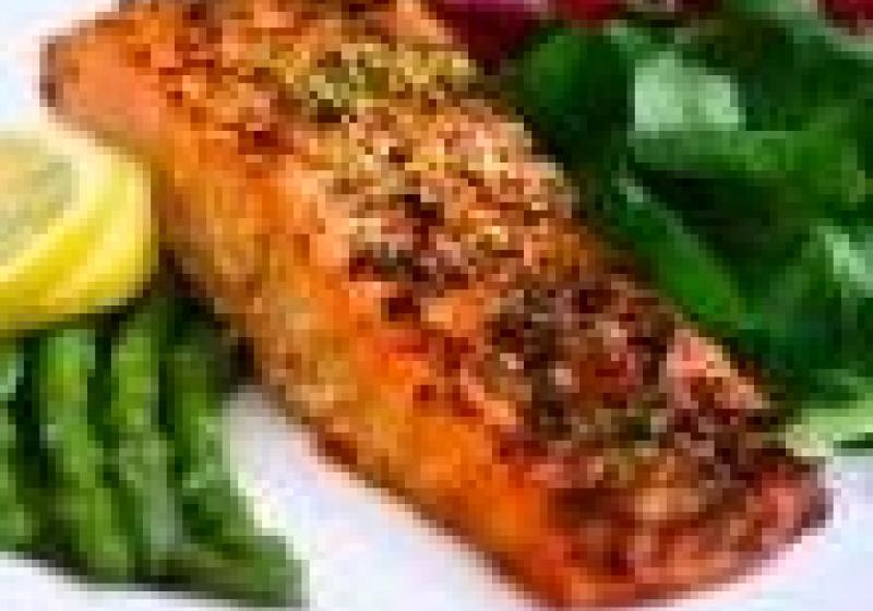 Restaurace Fluidum nabídne divoké lososy z Aljašky