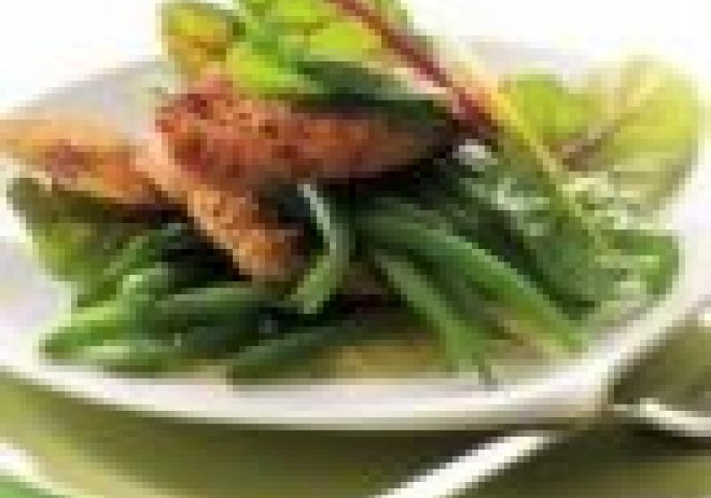 Dnes k večeři: křupavé saláty