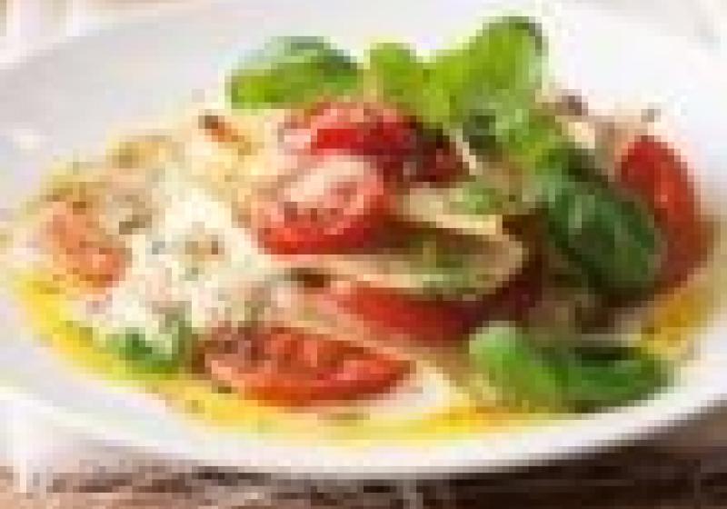Dnes k večeři: bleskové lasagne