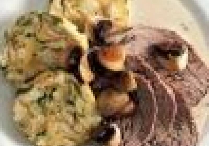 Seriál o mase: Hovězí pupek