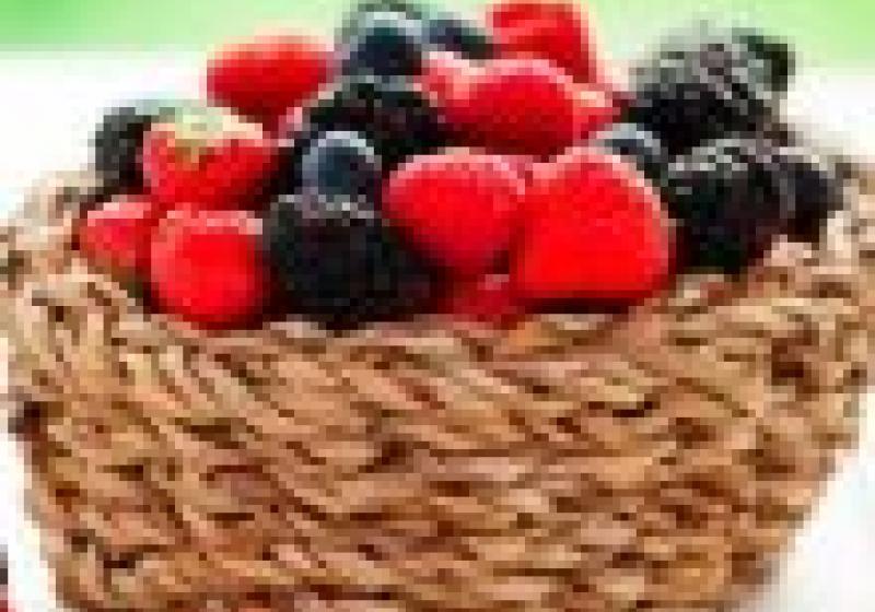 V srpnu jezte ovoce z lesa