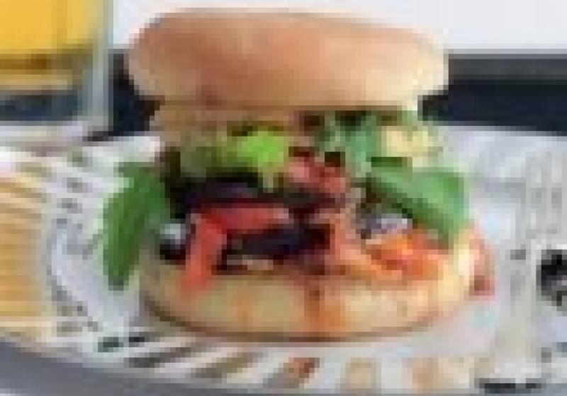 Vymazlené domácí hamburgery