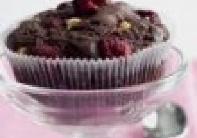 Sladký muffin je in