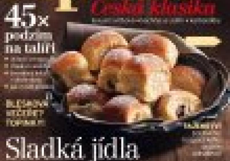 Říjnový Apetit vám představí českou klasiku