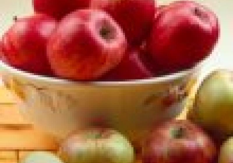 Zakousněte se do jablka