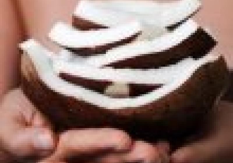 Zdravé Vánoce: pečte s kokosovým olejem