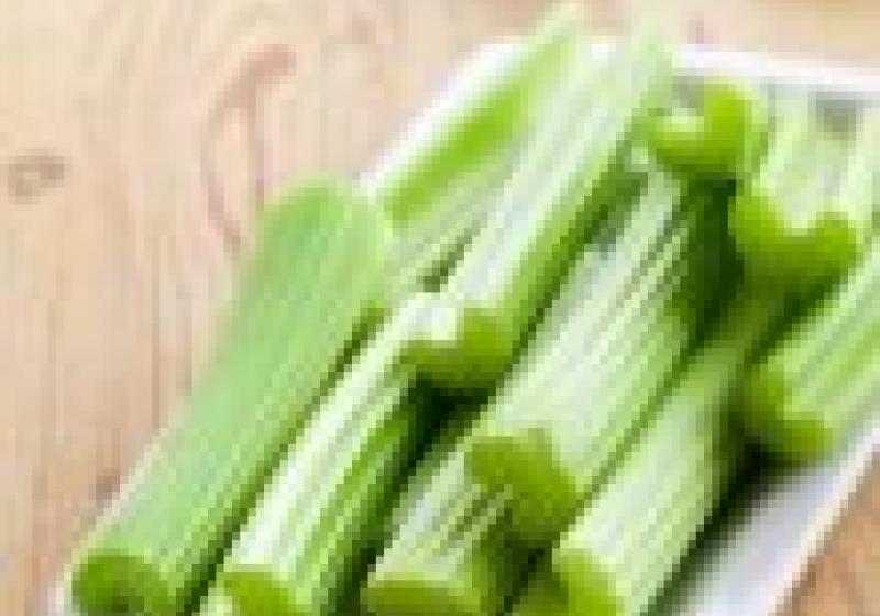Ochutnejte právě teď: řapíkatý celer