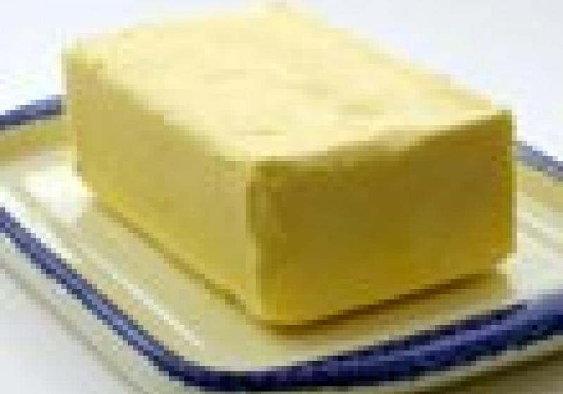 Aby se máslo dobře třelo