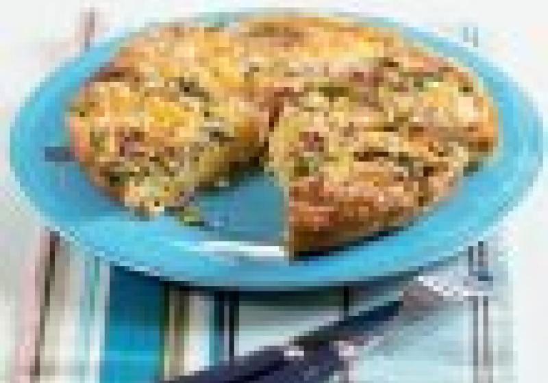 5 večeří: omelety z vajec
