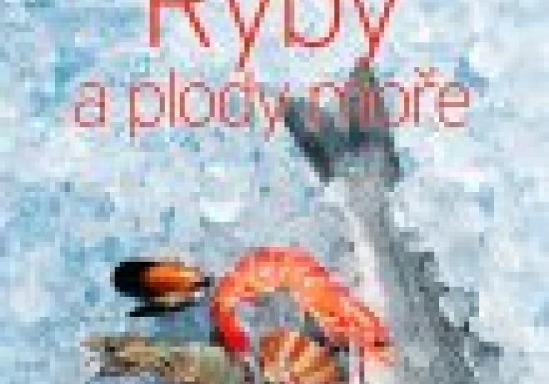 Kuchařka Ryby a plody moře již v e-shopu