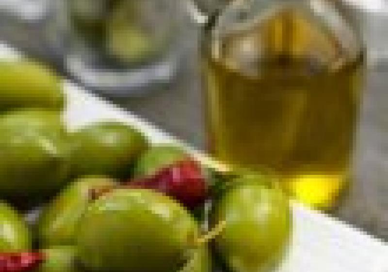 Cestování po světě s olivami