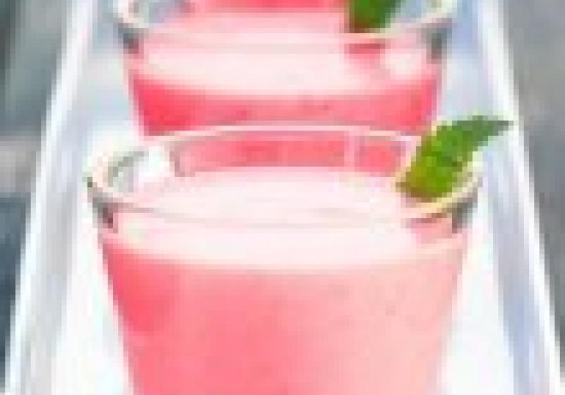 Jarní osvěžení: ovocné smoothie