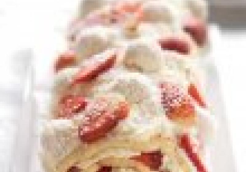 Víkendový dezert: krémové rolády