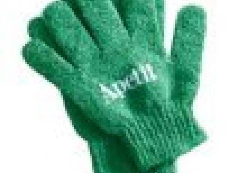 Jak na to: rukavice na čištění zeleniny