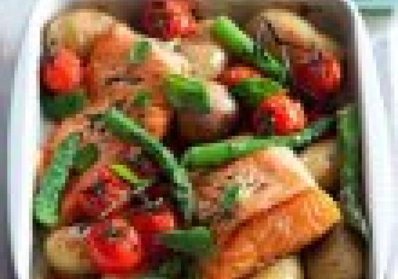 Zelené a svěží jarní vaření