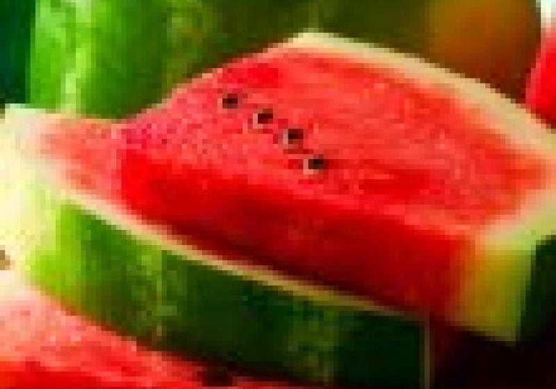 3 nej recepty s melounem