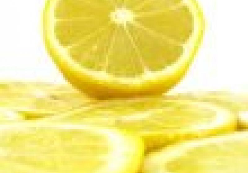 Aby citron nevysychal