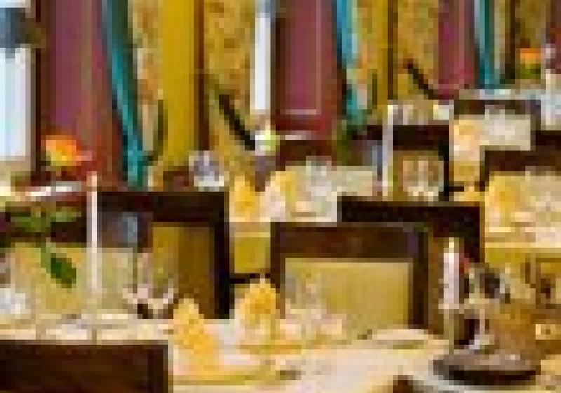 Valentýnská večeře v Le Palais