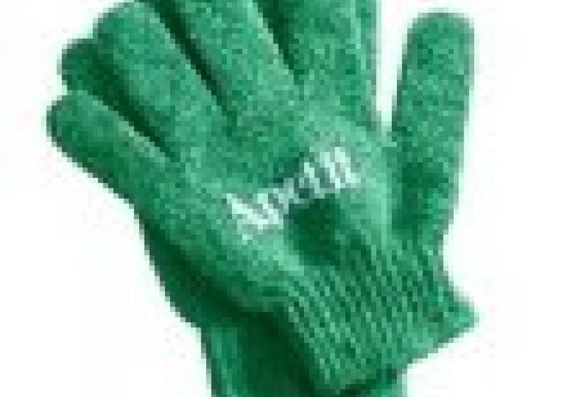 Rozdáváme rukavice na čištění zeleniny. Zdarma na Zelených trzích!