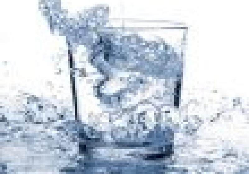 Tip pro zdraví: ledovcová voda Aqua Angels