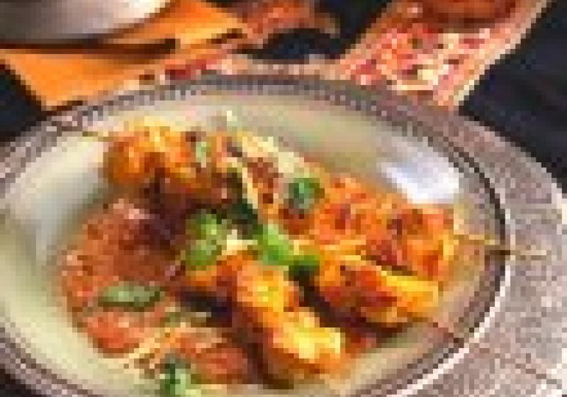 Malá lekce indické kuchyně