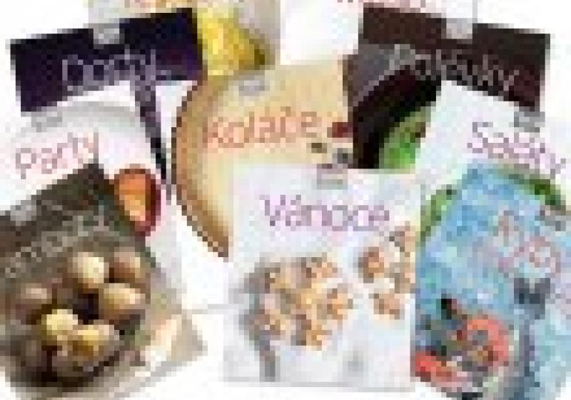 Vánoční kolekce Edice Apetit se slevou 28 %