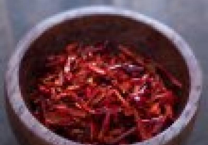 Jak sušit chilli papričky
