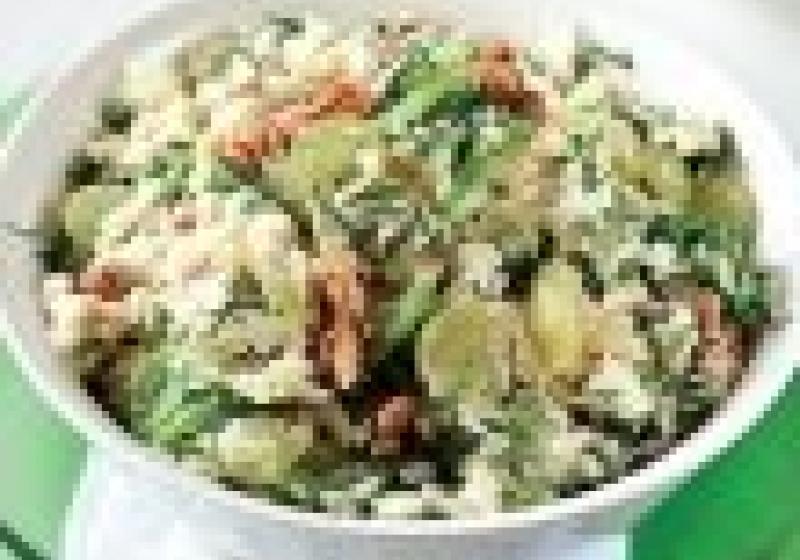 Vydatně, nebo lehce: zelný salát
