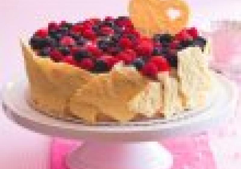 Učíme se od mistra: dort pro lásku