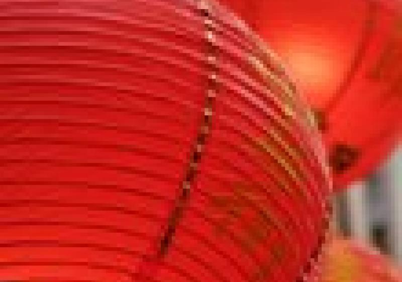 Oslavy čínského Nového roku v hotelu Mandarin Oriental