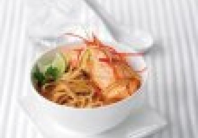 5 večeří: asijské polévky