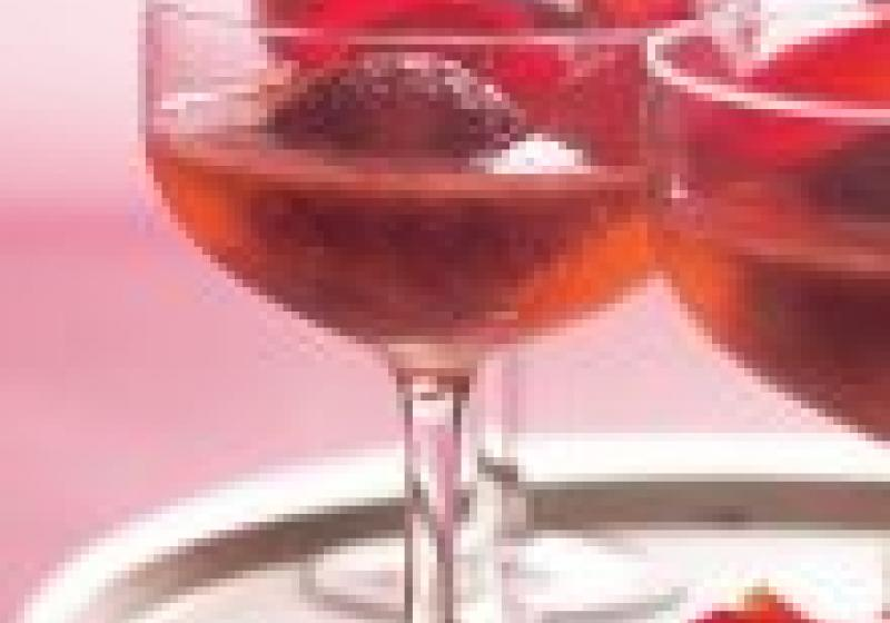 4× letní drink s bublinkami