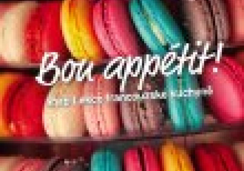 EXKLUZIVNĚ: nahlédněte do nové kuchařky Bon appétit!