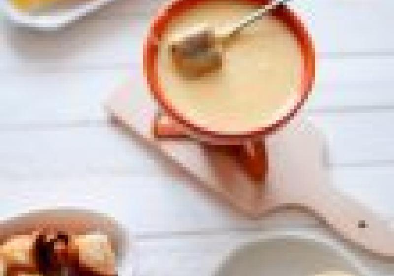 Na nákupu: sýry na raclette a fondue