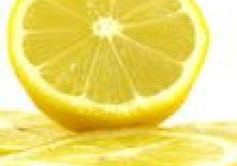 Dejte citronové šťávě směr
