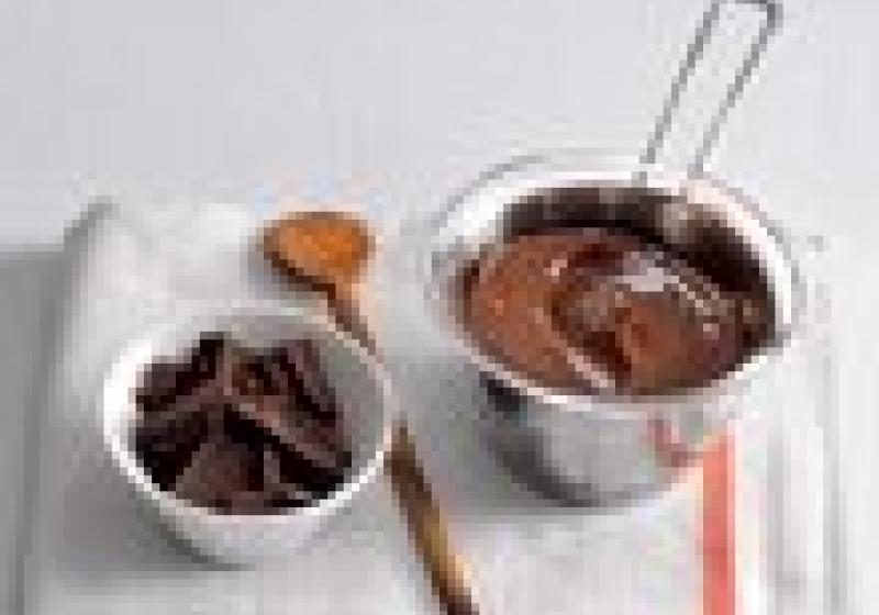 Jak rozpouštět čokoládu