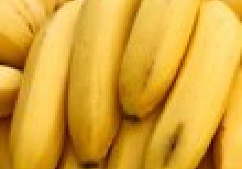 Krásná uvnitř i navenek: banán