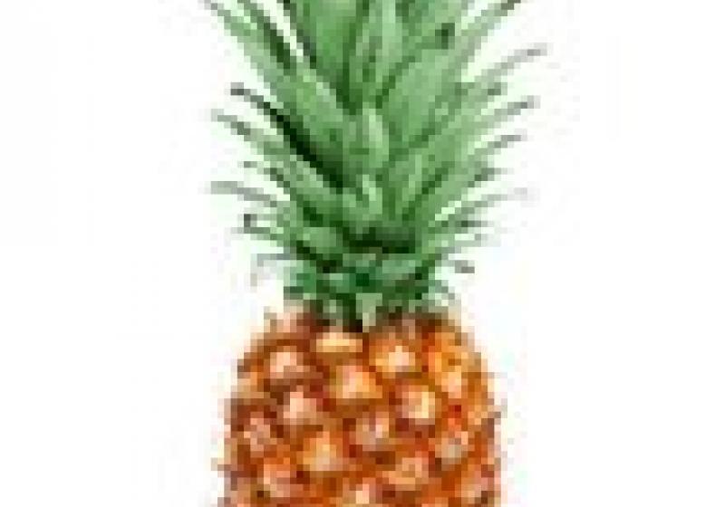 Pozor na ananas!
