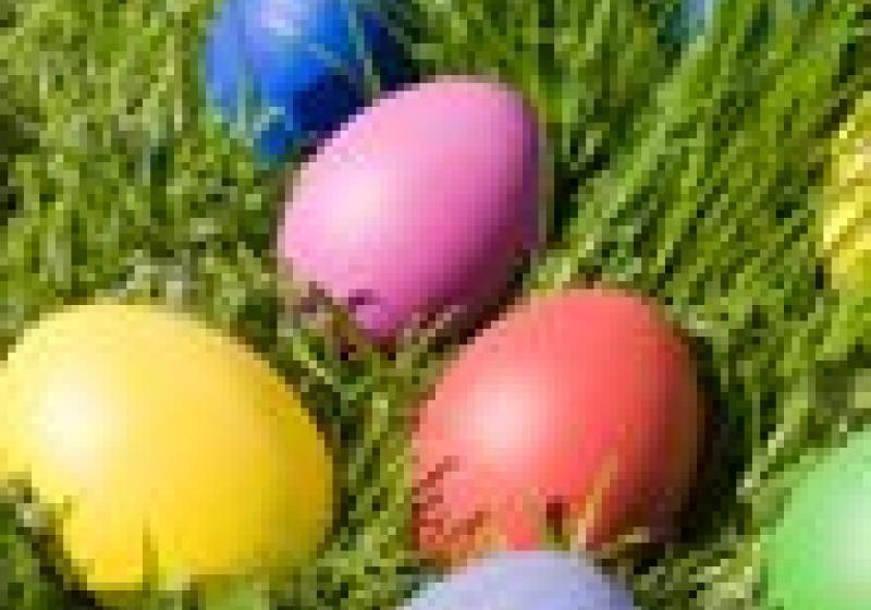 Velikonoční triky našich babiček na barvení vajec