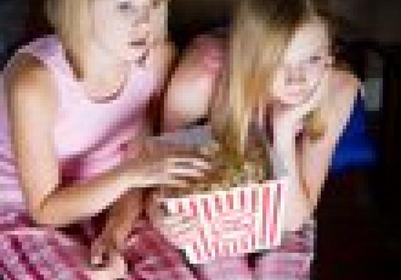 Pyžamová filmová party