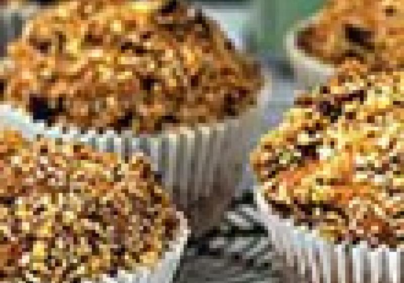Jak dostat muffiny z formy