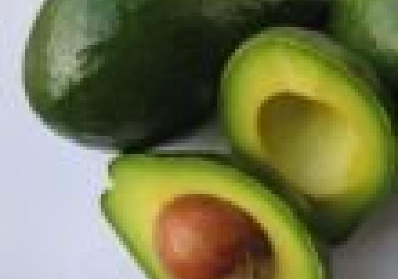 Aby avokádo zůstalo zelené