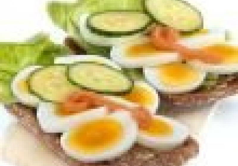 Jak nakrájet vařená vejce