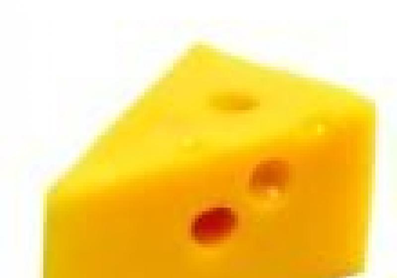 Drobí se nám sýr