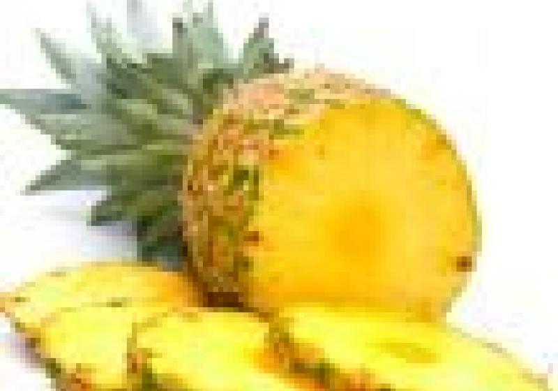 Pozor na ananas